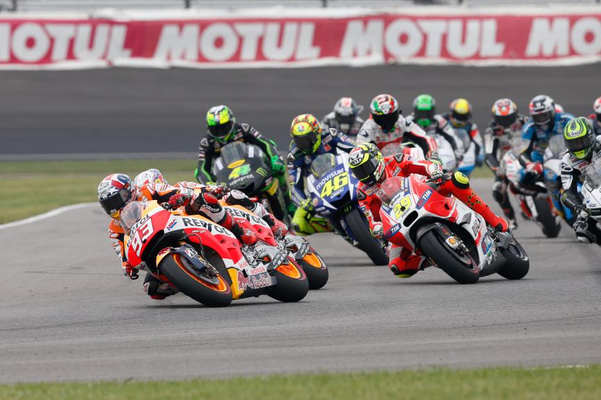 MotoGP Indy RACE