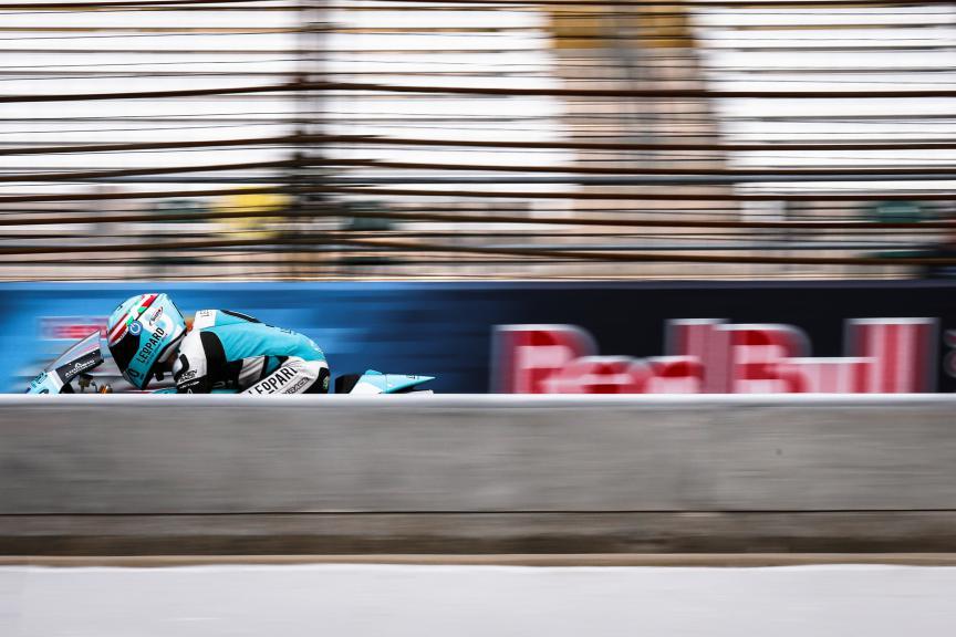 Efren Vazquez, Leopard Racing, Indy WUP