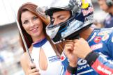 Paddock Girls Red Bull Indianapolis Grand Prix