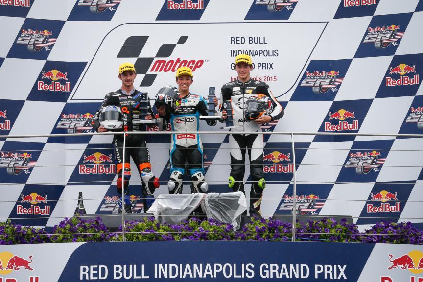 McPhee, Loi, Oettl, Saxoprint RTG, RW Racing GP, Schedl GP Racing, Indy RACE