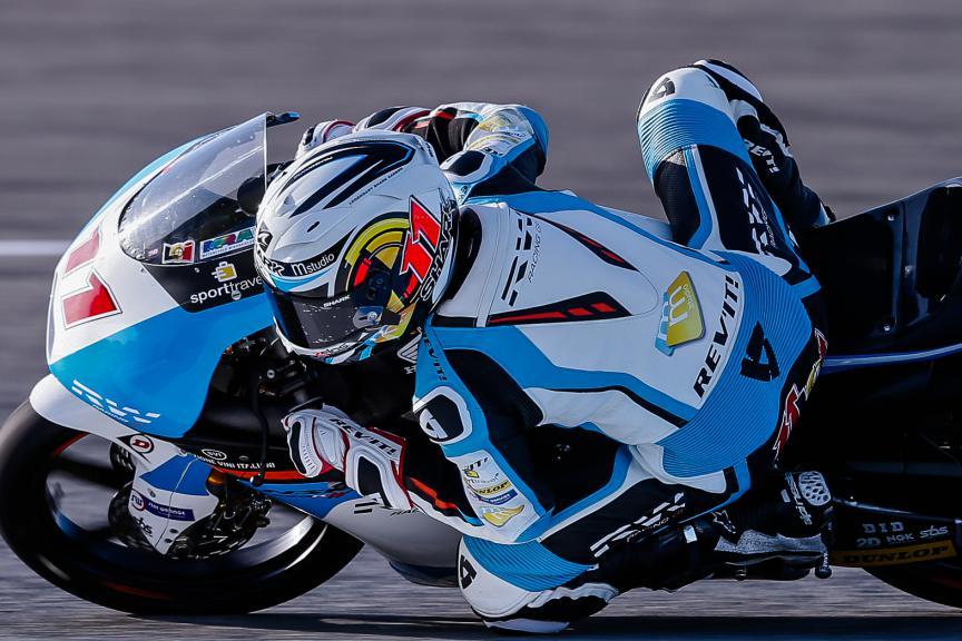 Livio Loi, RW Racing GP, Indy RACE