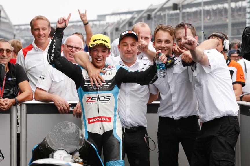 Moto3 Indy Race