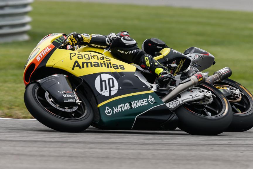 Moto2 Indy Race