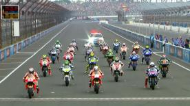 The full race session of the MotoGP™ World Championship at the Indianapolis GP.