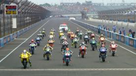 The full race session of the Moto2™ World Championship at the Indianapolis GP.
