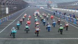 The full race session of the Moto3™ World Championship at the Indianapolis GP.