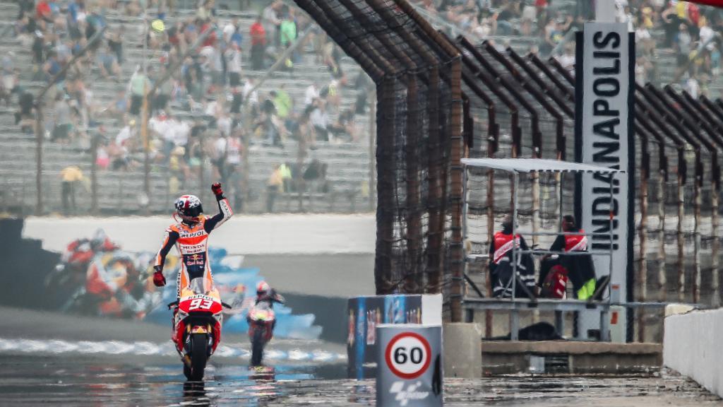 Marc Marquez, Repsol Honda Team, Indy RACE
