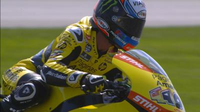 Video gratuito: Rins ottiene la pole