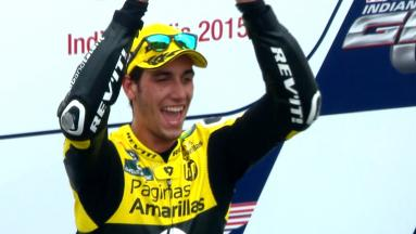 Rins takes sensational Moto2™ victory