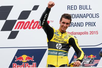 "Rins: ""This race is for Martinez and Rivas'"