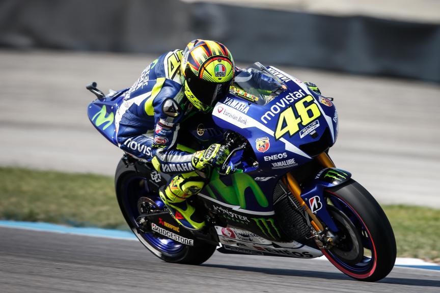 Valentino Rossi, Movistar Yamaha MotoGP, Indy RACE