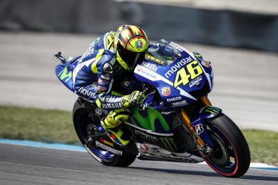 Rossi : « Un podium de plus »