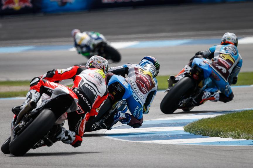 Moto2 Action Indianapolis