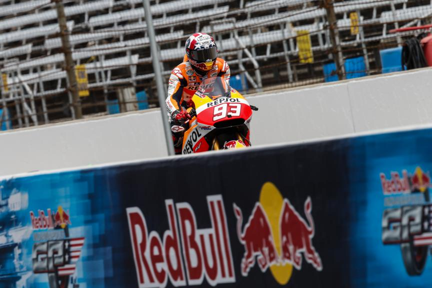 Marc Marquez, Repsol Honda Team, Indy WUP