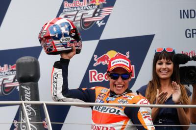 Márquez : « Ce sera dur de revenir dans le Championnat »