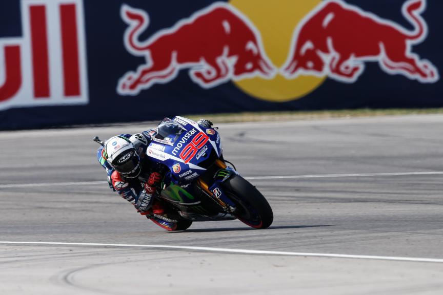Jorge Lorenzo, Movistar Yamaha MotoGP, Indy RACE