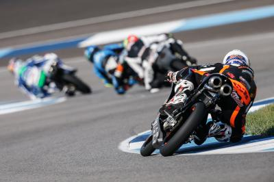 Moto3™ race guide for the Indianapolis GP