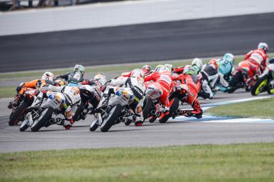Le Moto3™ priera pour un retour à la normale à Brno