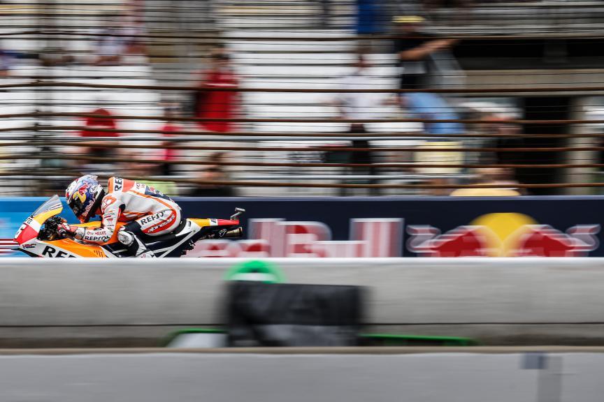 Dani Pedrosa, Repsol Honda Team, Indianapoilis