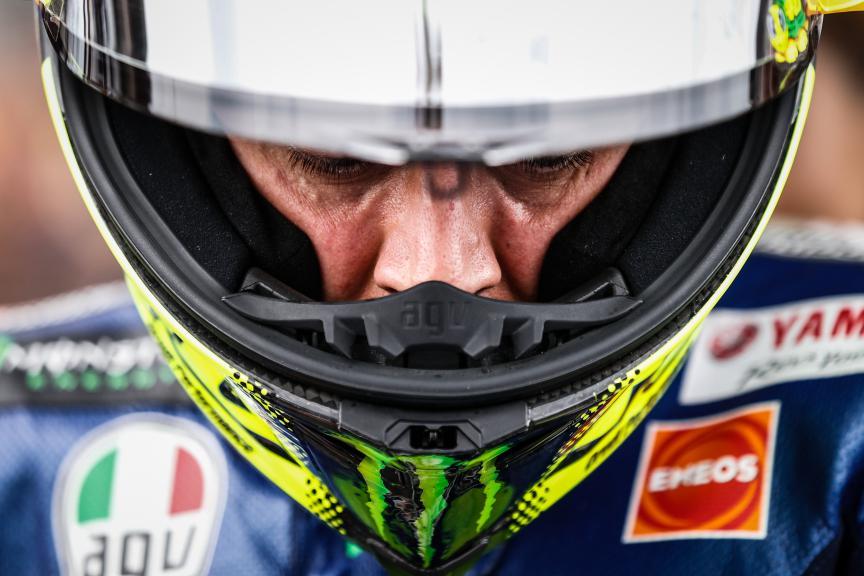 Valentino Rossi, Movistar Yamaha MotoGP, Indianapolis