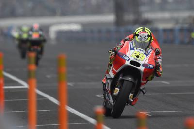 Iannone: «Nos llevamos a casa el mejor resultado posible»