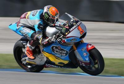 "Rabat: ""I had a lot of chatter from the rear tyre"""