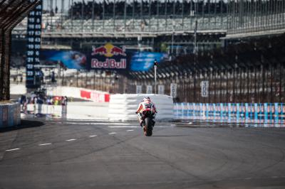 "Pedrosa: ""I learned some things in Indy"""