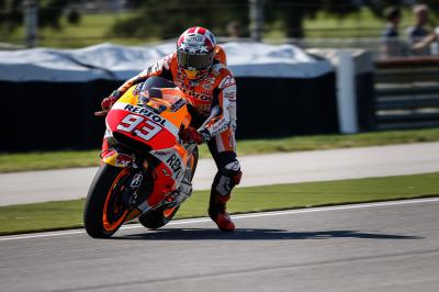 "Marquez: ""This isn't one of my favourite tracks"""