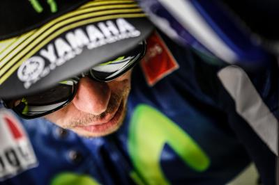 "Rossi: ""Sinto-me optimista"""