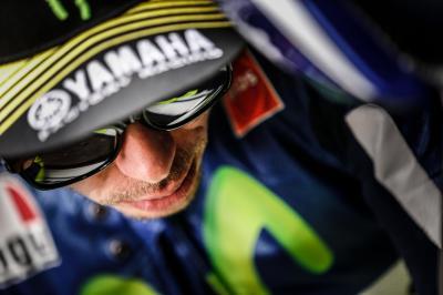 Rossi: «Daré el máximo para no perder más puntos»
