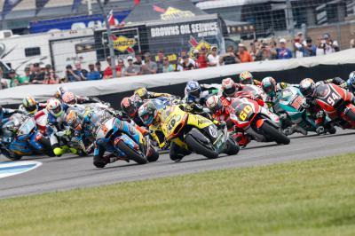 Moto2 #StatAttack: Grand Prix der Tschechischen Republik