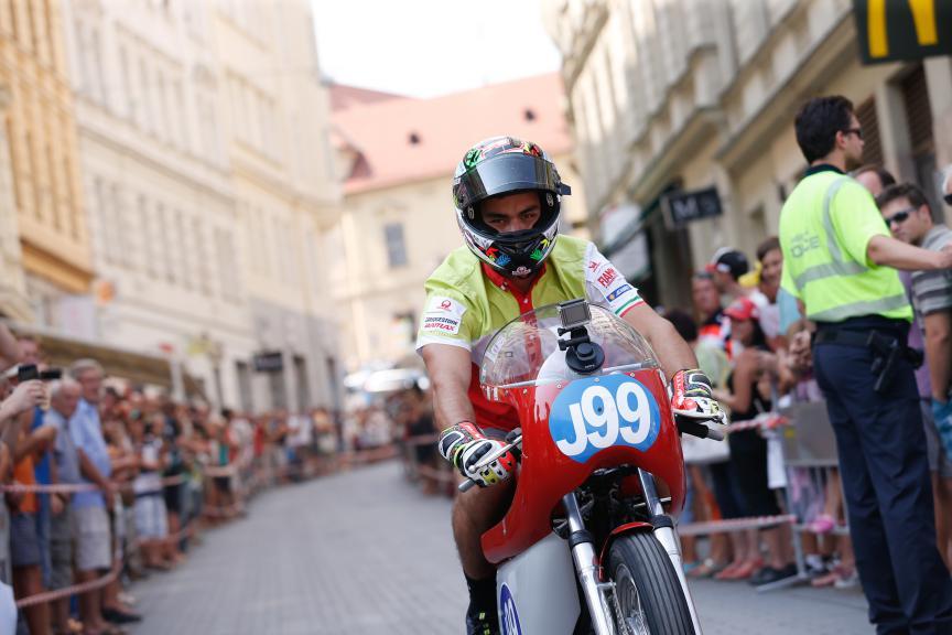 Pre event, bwin Grand Prix České republiky