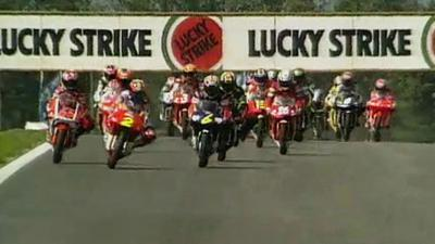 19 years since Rossi's first GP win at Brno