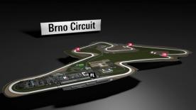 A look at the areas where the most overtakes occur at the bwin Grand Prix České republiky.