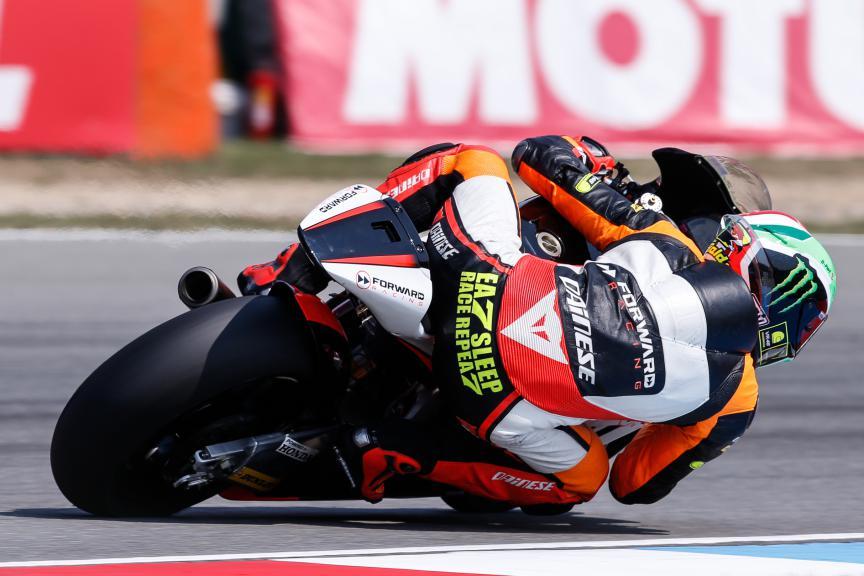 Moto2 Action Brno FP2