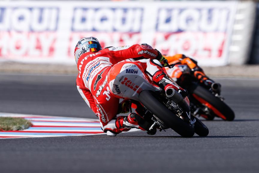 Moto3 Action Brno FP2