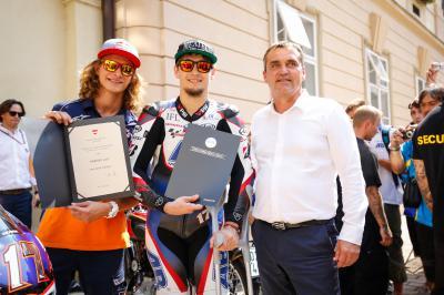 Les stars locales : Attention aux Tchèques