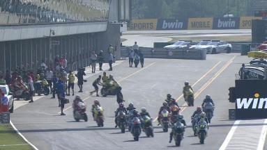 Treinos Livres 1 de Moto2™ do GP da República Checa