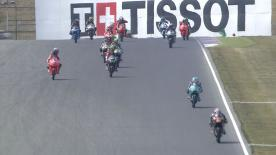 The second Free Practice session of the Moto3™ World Championship at the #CzechGP.