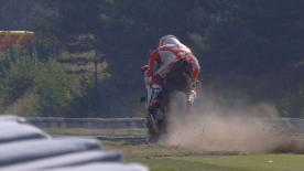 Details, Zeitlupenstudien, Action: Die freien Trainings zum #CzechGP in der Slow-Motion.