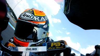 Rabat leader nella prima giornata in Moto2™