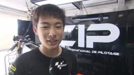 今季の最高位となる初日総合15番手だった鈴木竜生が初日を振り返る。
