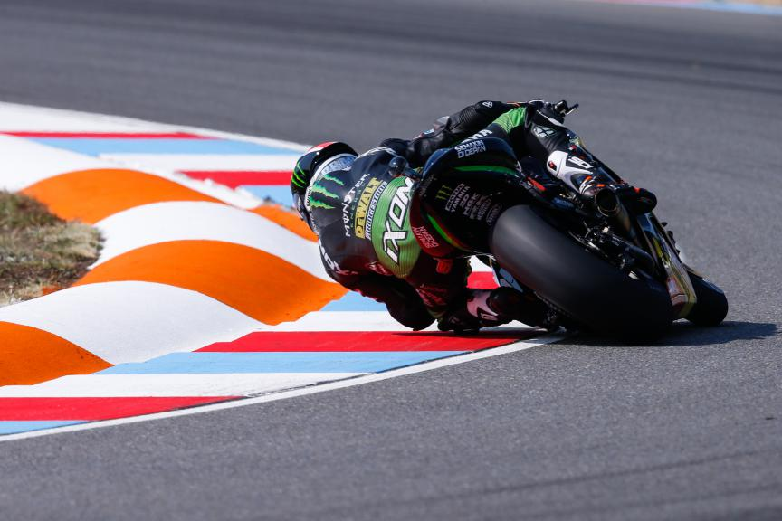 Bradley Smith, Monster Yamaha Tech 3, Brno FP2