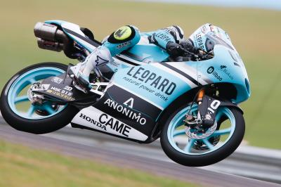 Vazquez sets the early pace in Moto3™ FP1