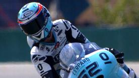 Danny Kent topped the timesheets in FP2 to end the first day of Free Practice at the Czech GP on top of the combined timesheets.