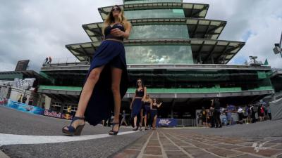 GoPro™ Behind the Scenes: A day in the life of a grid girl