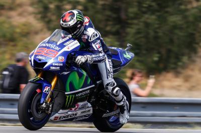 Lorenzo: 'Una pole position quasi perfetta'