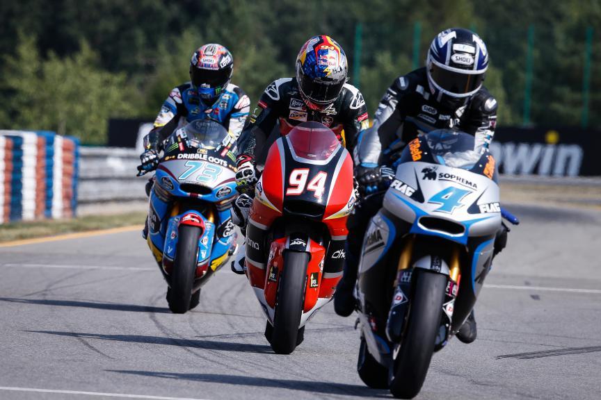 Moto2 Action, Brno QP