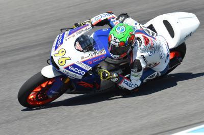 Rossi : « J'ai de grandes idées en mondial Supersport »