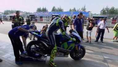 MotoGP™クラス‐フリー走行3